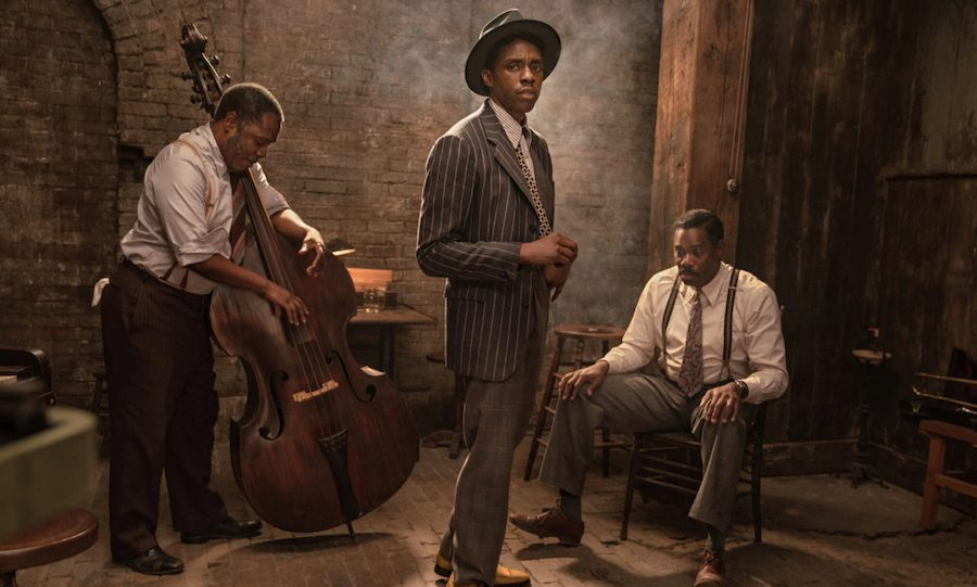 Here's a First Look at Chadwick Boseman's Final Role in 'Ma Rainey's Black Bottom.'