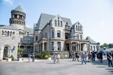Inkcarceration - Festival goers tour the Ohio State Reformatory