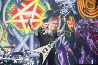 Anthrax at Aftershock