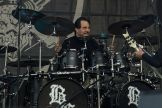 Dave Lombardo with Body Count at Aftershock