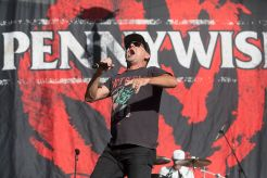 Pennywise at Aftershock