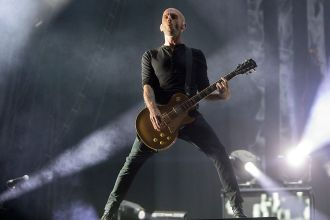 Rise Against at Aftershock